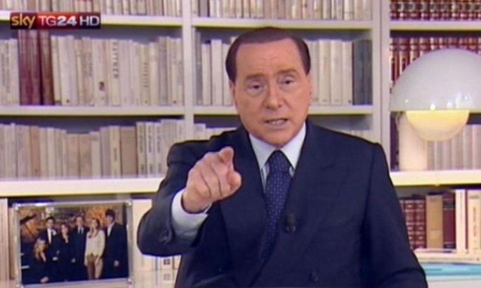 Berlusconis letzter Kampf politische