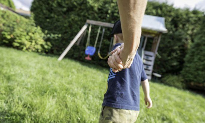 Die kleine Oase als Ersatz für Kindergruppen und Spielplätze zu verwenden ist indiskutabel.