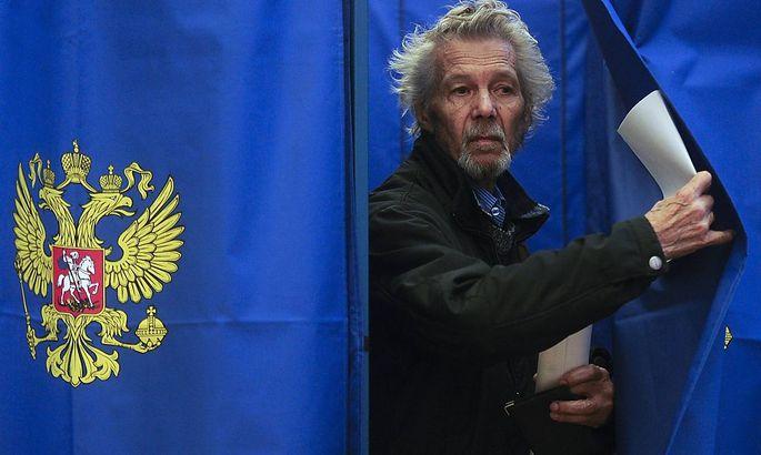Regionalwahlen in Russland