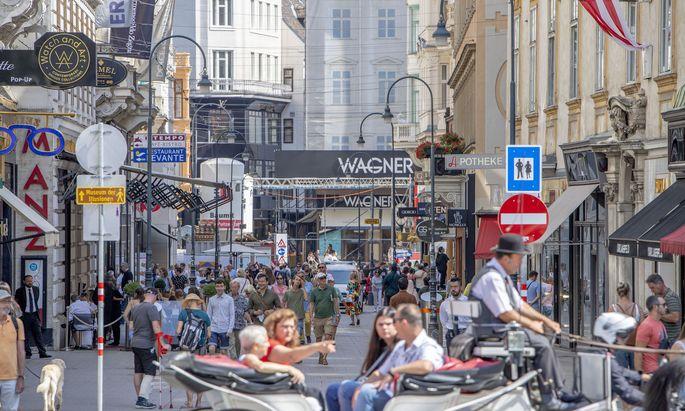 In Wien soll es starke Einschränkungen für Ungeimpfte geben.