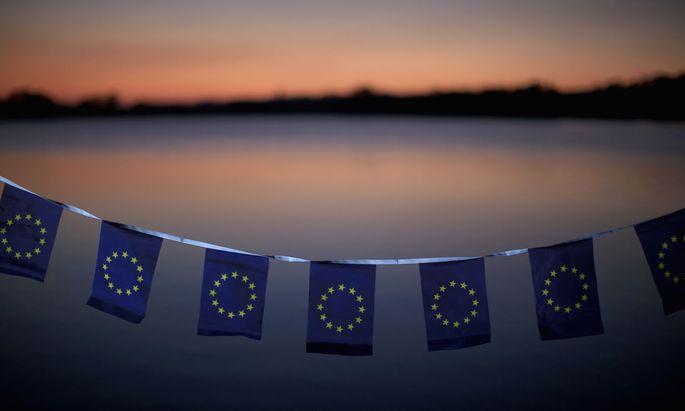 """Die Europaer wünschen sich die """"guten alten Zeiten"""" zurück."""