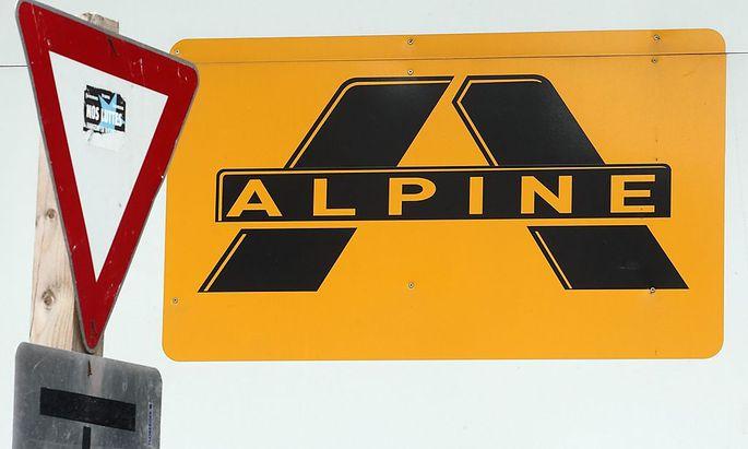 Gutachter: Alpine bereits 2010 vor der Insolvenz