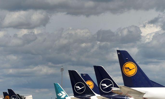 Deutschland will die Airline vor den Folgen der Coronakrise retten