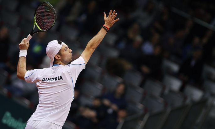 Jurij Rodionov gelang in Texas der ersehnte Befreiungsschlag. Für das Daviscup- Team könnte er Anfang März eine Verstärkung darstellen.