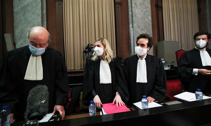 Hearing at a Belgian court in the legal case introduced by the EU against AstraZeneca
