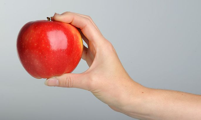 Embargo-Apfel oder nicht?