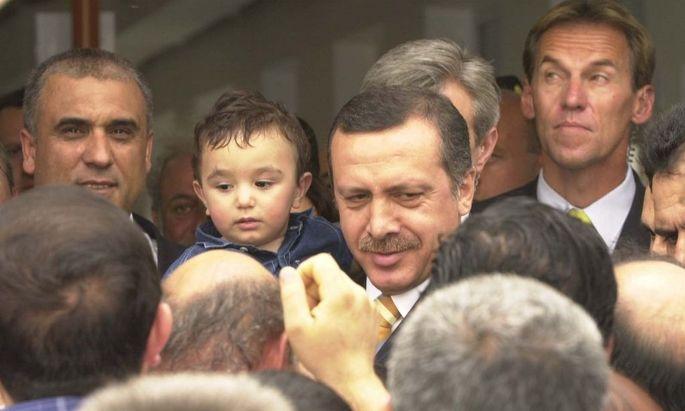 Erdoğan in Wien