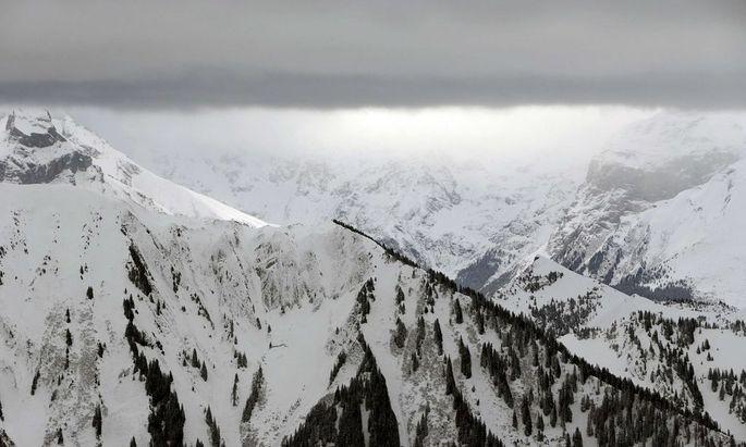 Symbolbild Alpen