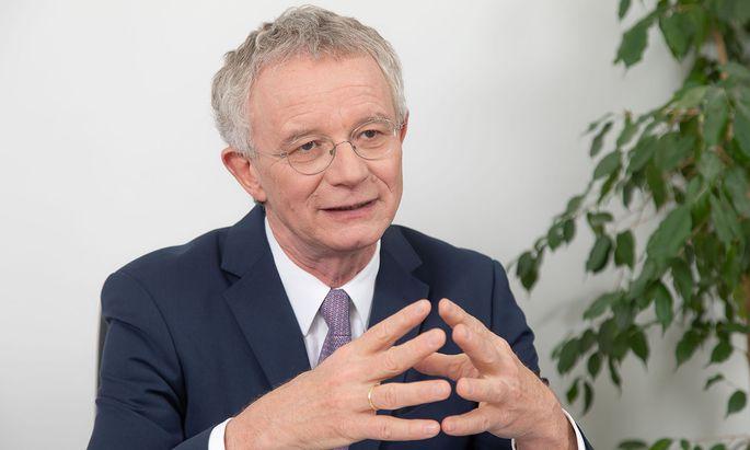 """Notar Markus Kaspar: """"Im Testament kann ich alles verfügen, dadurch ist es eine sehr komplexe Angelegenheit."""""""