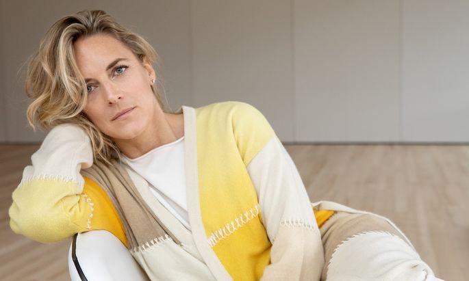 Parfumunternehmerin Pauline Rochas