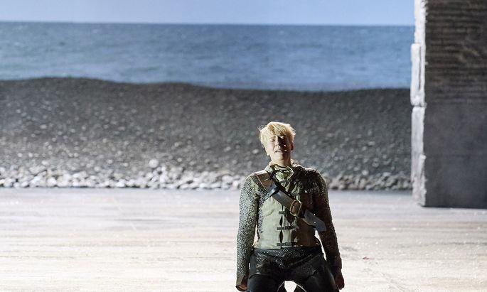 Große Ausdruckskraft: Sarah Connolly in der Hosenrolle des Ariodante.