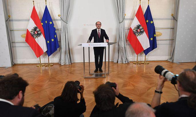 AUSTRIA-POLITICS-GOVERNMENT-CORRUPTION