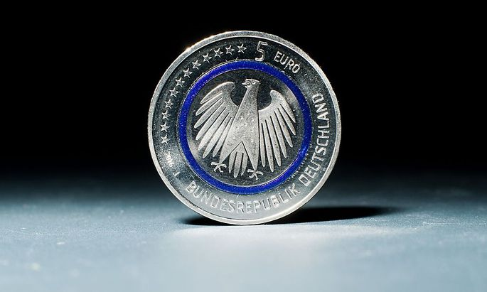 GERMANY-MONEY-CURRENCY-COIN