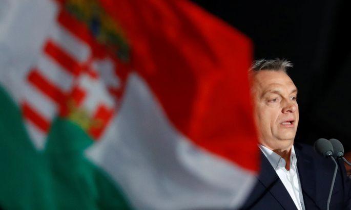 Viktor Orbán ging aus der Parlamentswahl als strahlender Sieger hervor. Für viele Wähler war seine Flüchtlingspolitik das entscheidende Motiv.