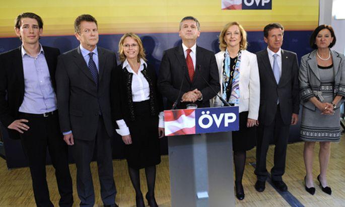 oeVPTeam Karl wird Justizministerin