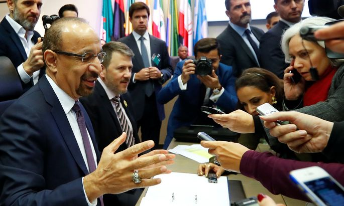 Saudi-Arabiens Ölminister al-Falih