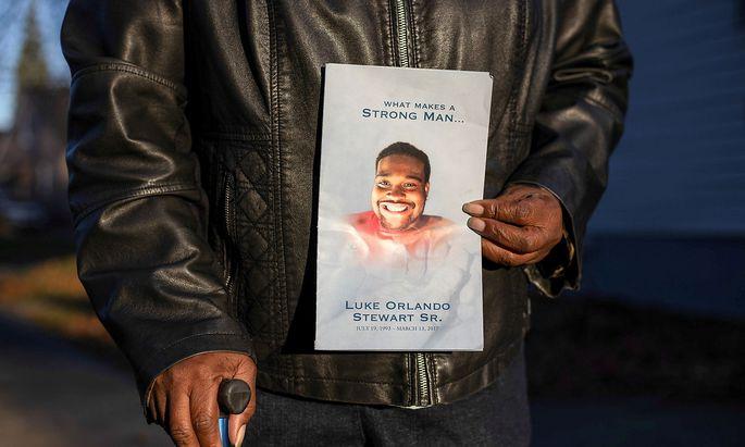 """Das Thema """"Polizeigewalt an People Of Colour"""" hat viele US-Medien im vergangenen Jahr beschäftigt."""