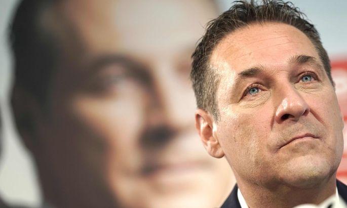 Wenn der Ex-FPÖ-Chef künftig etwas posten will, muss die Partei dies vorher freischalten.