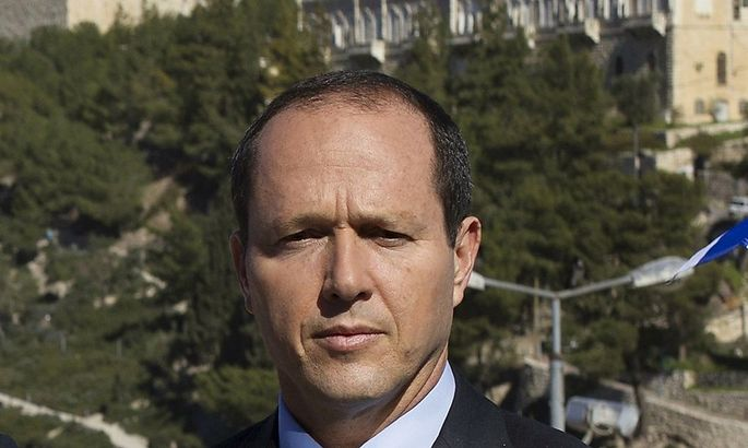 Jerusalems Bürgermeister Nir Barkat