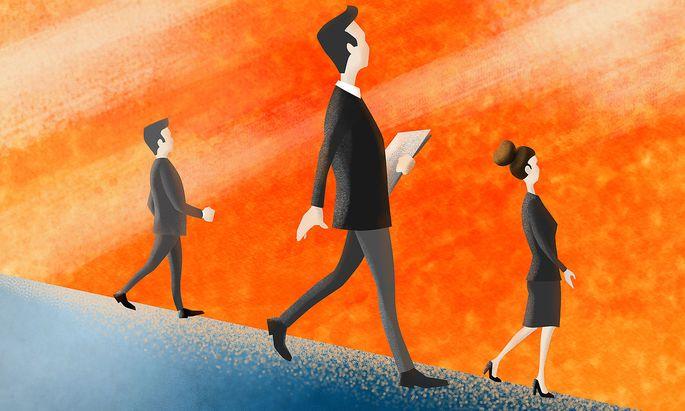Karriere Juristen