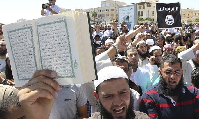 ueber Mohammed sagen duerfen