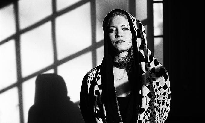 Die starke Stimme aus dem Innviertel: Eva Klampfer alias Lylit.