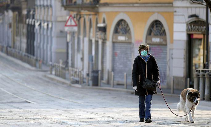 Outbreak of the coronavirus disease (COVID-19) in Milan