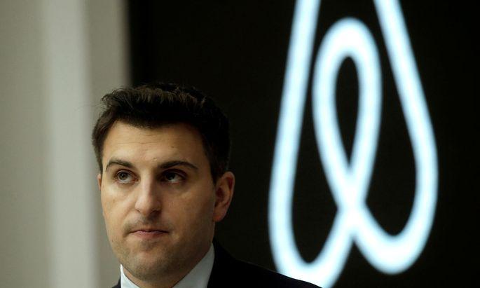 """CEO Brian Chesky verbannt alle """"Partyhäuser"""" aus seinem Angebot"""