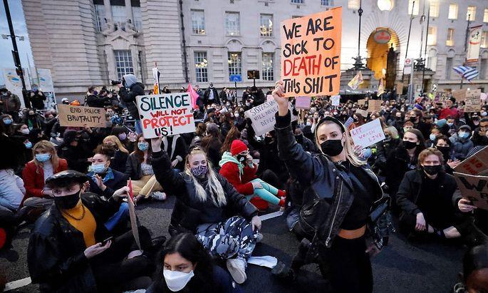 BRITAIN-POLITICS-PROTEST