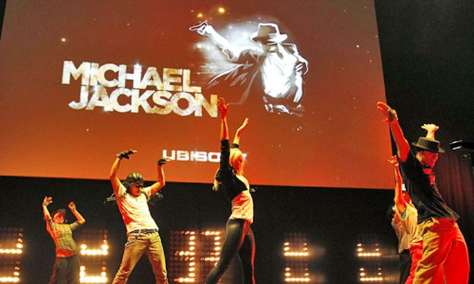 2010 Ubisoft bittet Michael