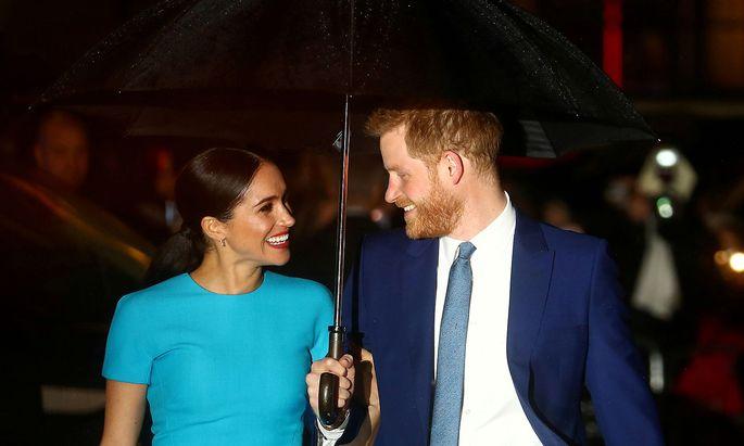Prinz Harry und Meghan produzieren in Zukunft für Netflix