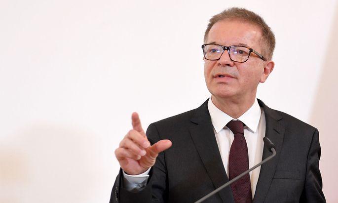 Für Gesundheitsminister Anschober sei ein Generaldirektor für Öffentliche Gesundheit unabdingbar.