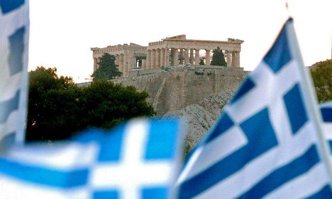 Schuldenkrise Griechenlands