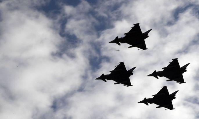 Was harmlos klingt könnte die endlose Causa Eurofighter um ein weiteres Kapitel verlängern