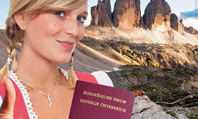 Südtirol: Neue Initiative für Doppel-Staatsbürgerschaft