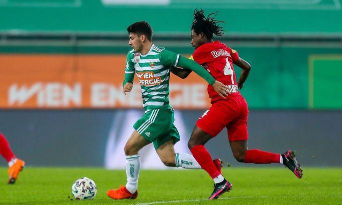 Yusuf Demir gegen Salzburg