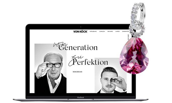 """Aussichten. Felix Köck betreute den Relaunch von Vonkoeck.at. Auch einen Konfigurator für die beliebte """"Am Ohre""""-Kollektion gibt es."""