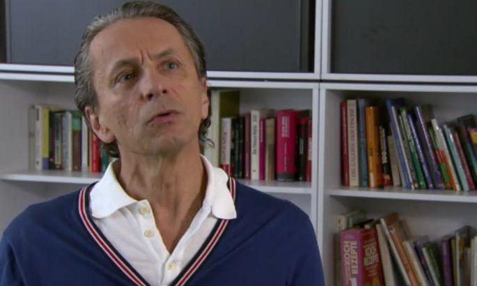 """""""Profil""""-Chefredakteur Christian Rainer stellte eine Reihe verwirrender Fragen."""
