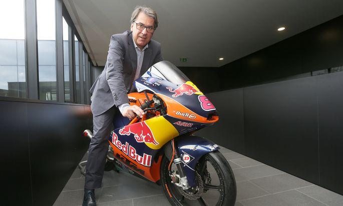 KTM-Chef Stefan Pierer war im Wahlkampf 2017 der großzügigste Spender: Er bezahlte der Liste Kurz knapp 500.000 Euro.