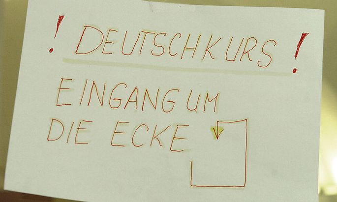 Symbolbild: Deutschkurs