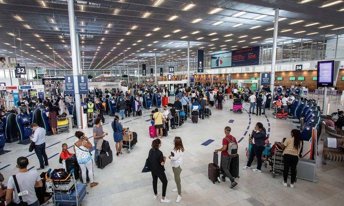 Flughafen Paris, Charles de Gaulle