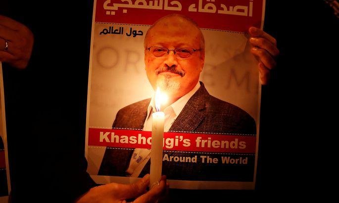 Todesstrafen im Mordfall Khashoggi verhängt