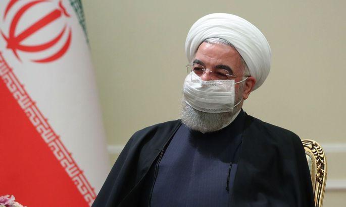 Irans Präsident Hassan Rohani.