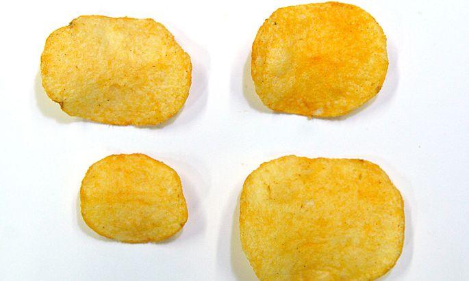 Weniger Chips bei gleichem Preis, das mögen Konsumenten gar nicht.