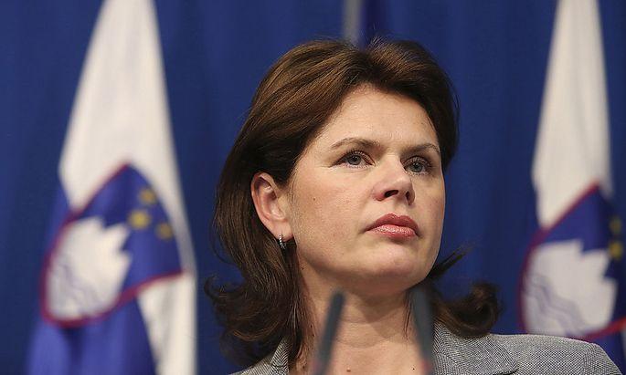 Alenka Bratusek wird keine Funktion in der EU-Kommission von Jean-Claude Juncker übernehmen.