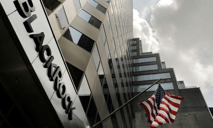 Blackrock ist der größte Anbieter von Indexfonds weltweit.