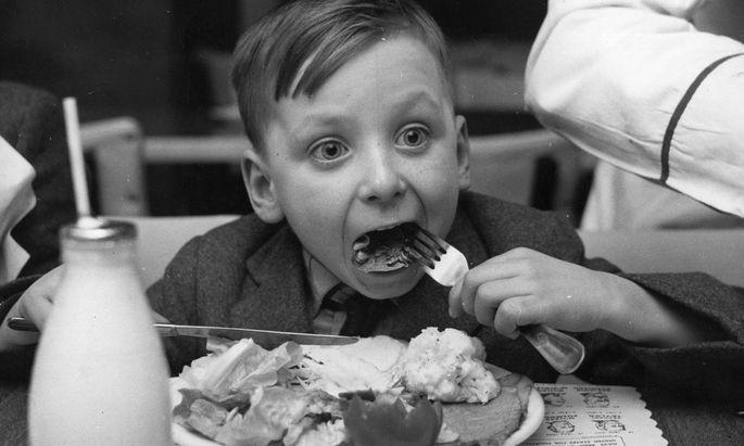 Beim Essen kommt der Appetit, so halten es auch die Börsen-.