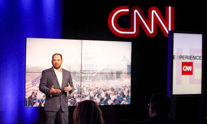 """Andrew Morse spricht am Donnerstag um 9.30 Uhr bei den Medientagen in Wien über """"Digital Media's Next Frontier""""."""