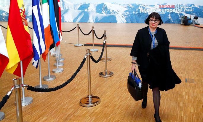 Sabine Weyand, stellvertretende Brexit-Chefverhandlerin
