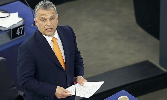 Der ungarische Regierungschef Viktor Orban